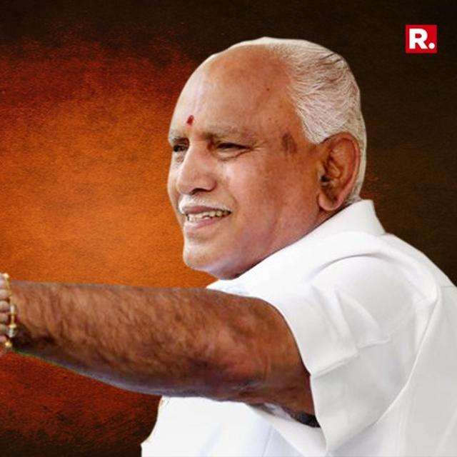 YEDDYURAPPA GETS 15 DAYS TO PROVE STRENGTH