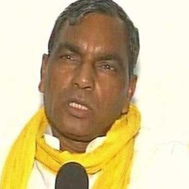 YOGI'S MINISTER TERMS HIS GOVERNMENT AS FAILURE