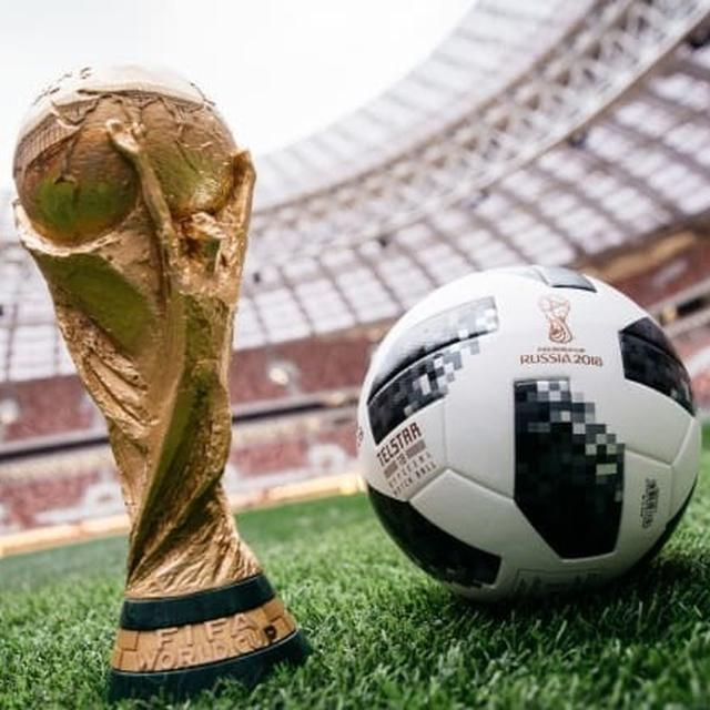 THE WORLD CUP IS HERE!