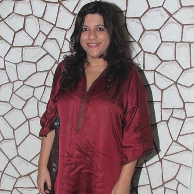 ZOYA AKHTAR HAS SPOKEN ABOUT HER FIRST PANIC ATTACK