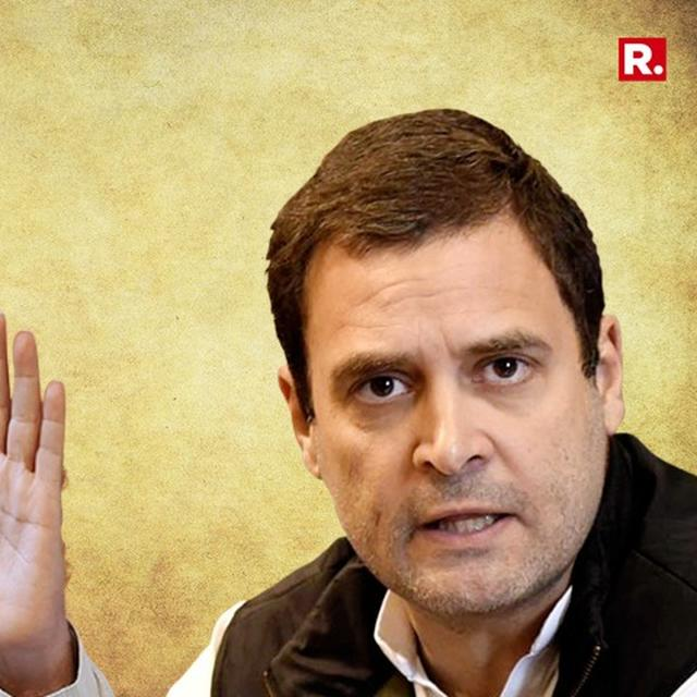 RAHUL GANDHI MOCKS PM MODI'S #FitnessChallenge VIDEO
