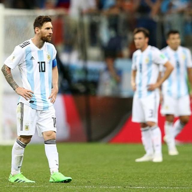 WORLD CUP: 'INVISIBLE' MESSI, 'PATHETIC' ARGENTINA SUFFER HUMILIATION