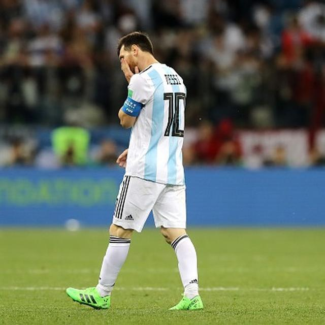 WORLD CUP: WILL THE 'LEADER' MESSI PLEASE STAND UP