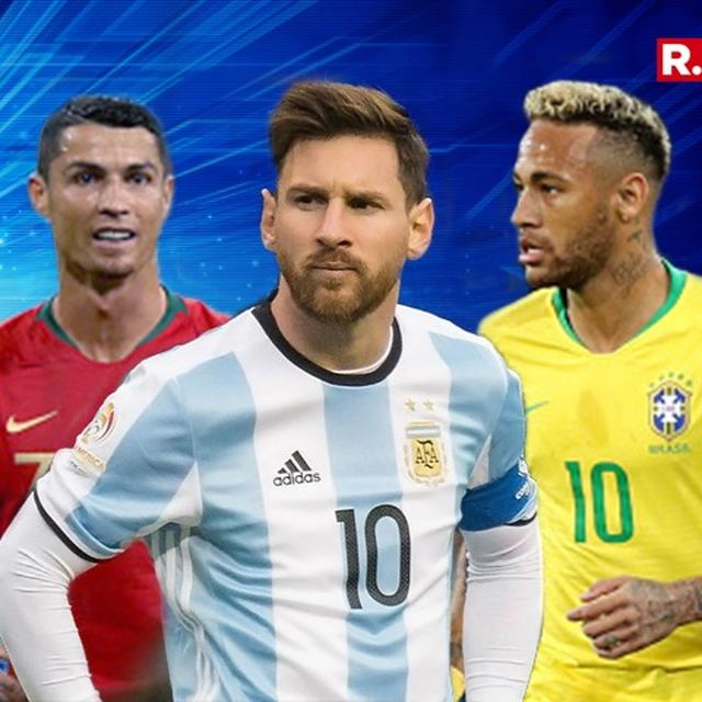 WORLD CUP: TEAM OF THE TOURNAMENT SO FAR