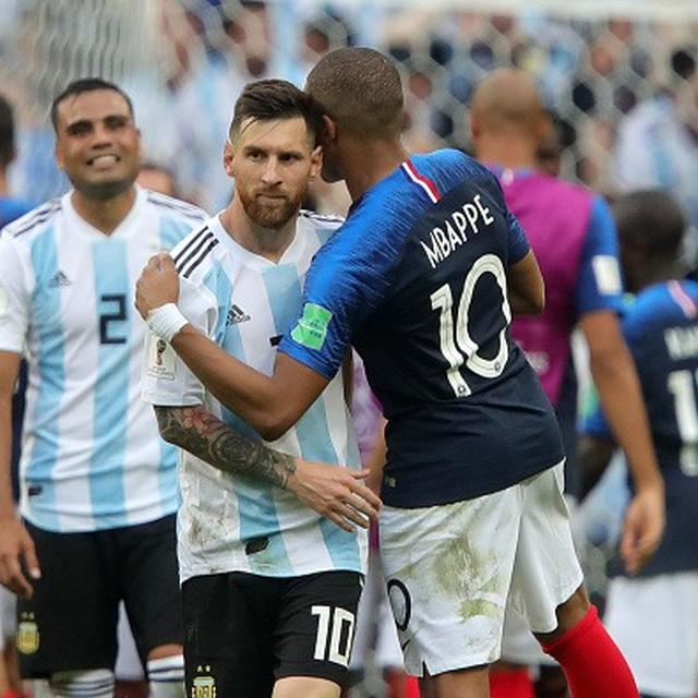 WORLD CUP: MESSI GOES 'MISSING' AS MBAPPE ELIMINATES ARGENTINA