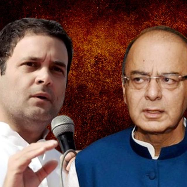 RAHUL'S SINGLE SLAB GST IDEA IS FLAWED: JAITLEY