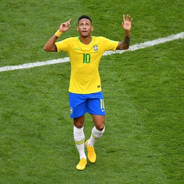 WORLD CUP: NEYMAR 'RISES FROM ASHES' IN BRAZIL WIN