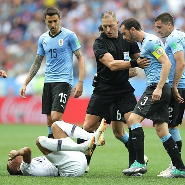 WORLD CUP: MBAPPE SLAMMED FOR PLAY-ACTING