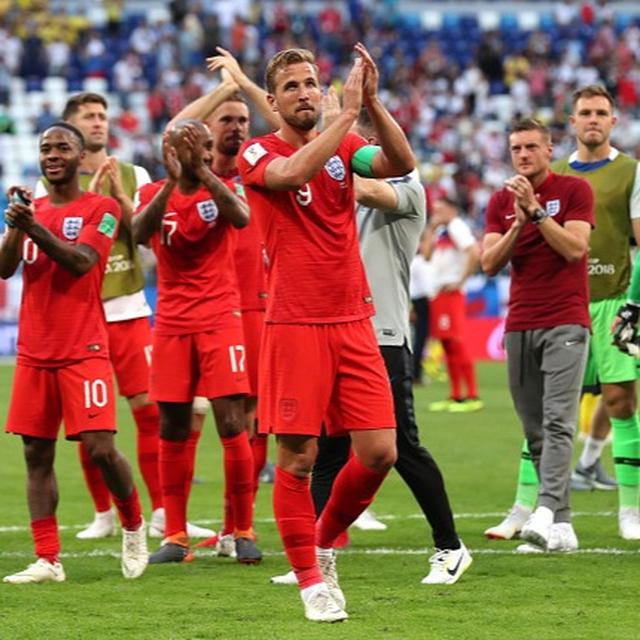 WORLD CUP: PICKFORD, MAGUIRE 'EXCELLENT' AS ENGLAND REACH SEMI-FINALS