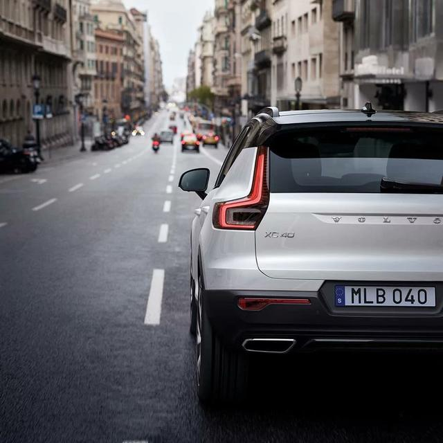 VOLVO TO EXPAND THE XC40 LINEUP