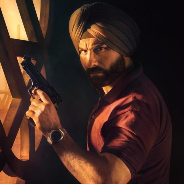 SACRED GAMES SEASON 2 A CERTAINTY. HERE'S WHY