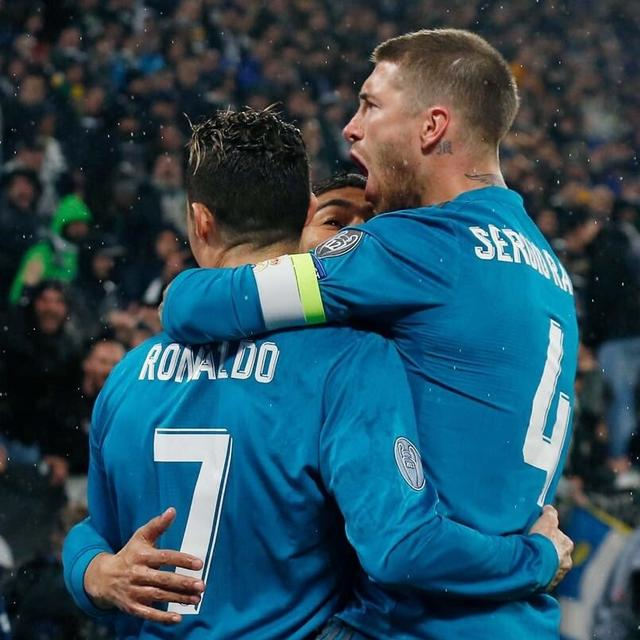 RAMOS, PELE AND OTHERS REACT TO RONALDO'S TRANSFER