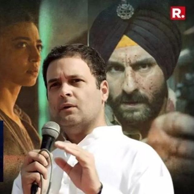 PLEA FILED IN DELHI HC AGAINST SACRED GAMES
