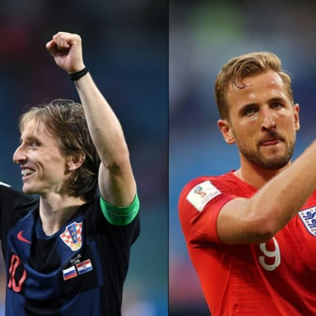 WORLD CUP: CROATIA VS ENGLAND, LIVE