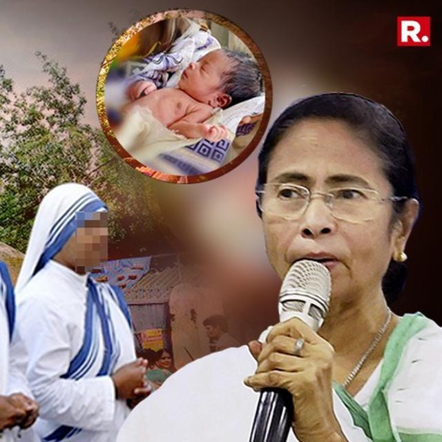 SENSATIONAL: MAMATA BACKS MISSIONARIES, ACCUSES BJP