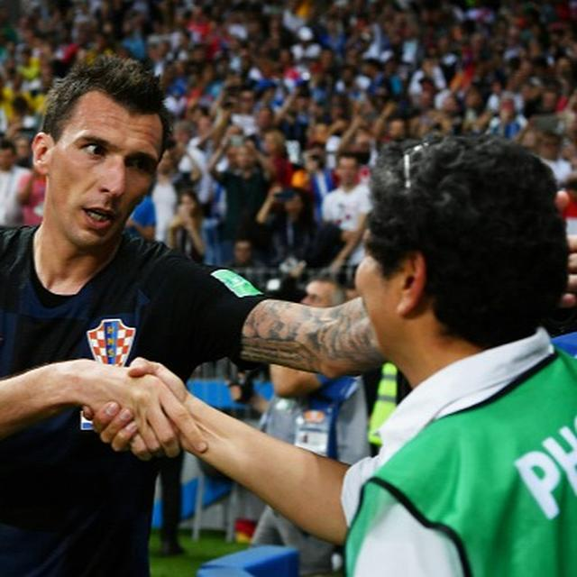 WATCH: CROATIA CELEBRATE WITH PHOTOGRAPHER IN WORLD CUP