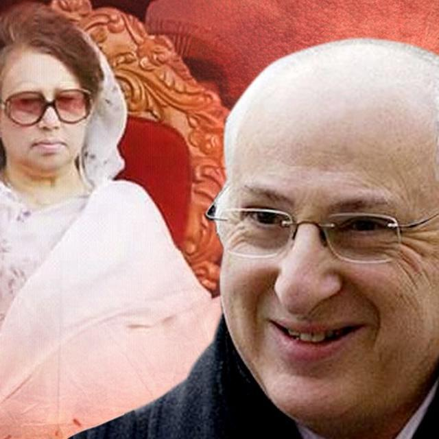INDIA DEPORTS KHALEDA ZIA'S BRITISH LAWYER