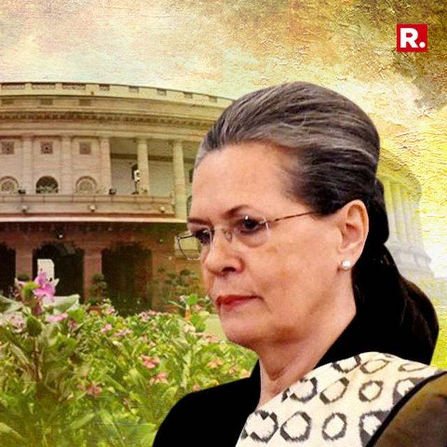 SONIA GANDHI CLAIMS TO DEFEAT PM MODI ON THE FLOOR OF THE HOUSE