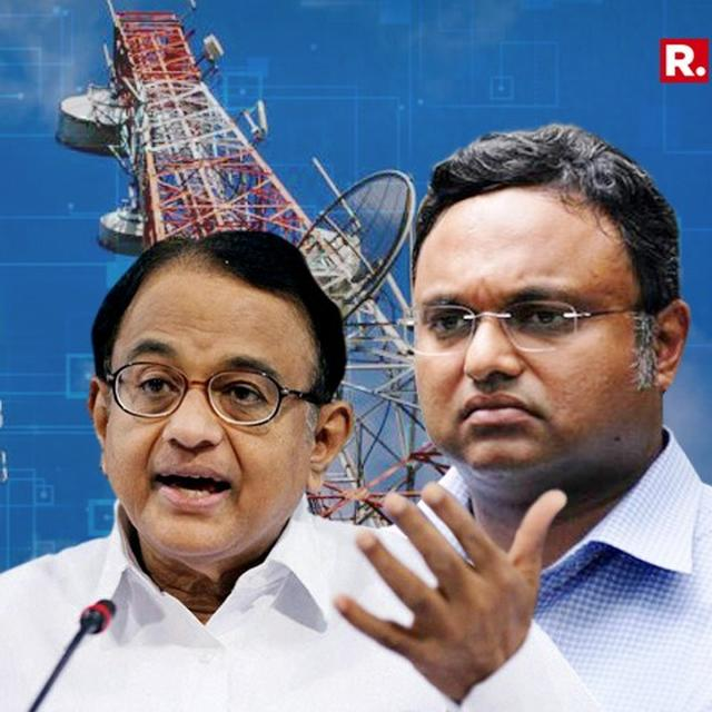 AIRCEL-MAXIS CASE: CHIDAMBARAMS CHARGED