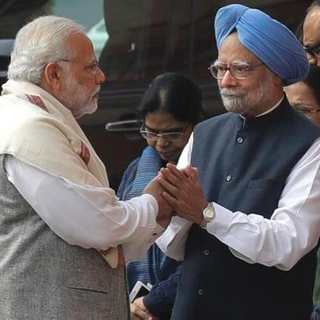 EXPECTED PM MODI TO FULFILL COMMITMENT: MANMOHAN SINGH