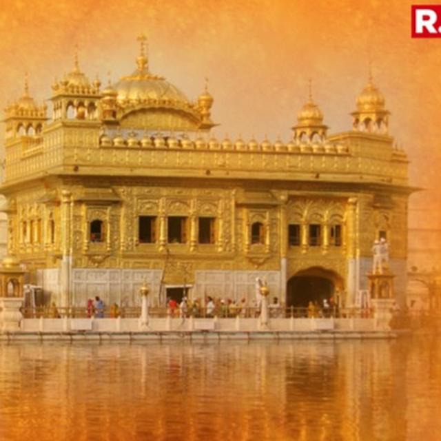 BIOGAS PLANT TO RUN COMMUNITY KITCHEN AT GOLDEN TEMPLE
