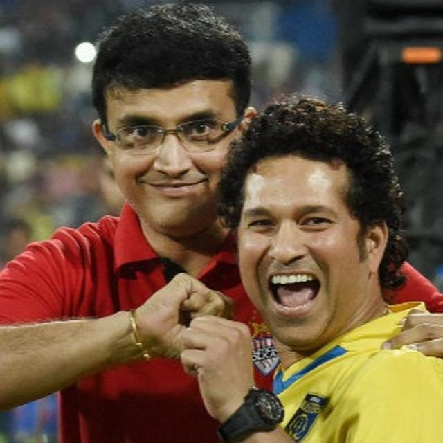 WATCH: GANGULY REVEALS SLEEPWALKING HABIT OF TENDULKAR