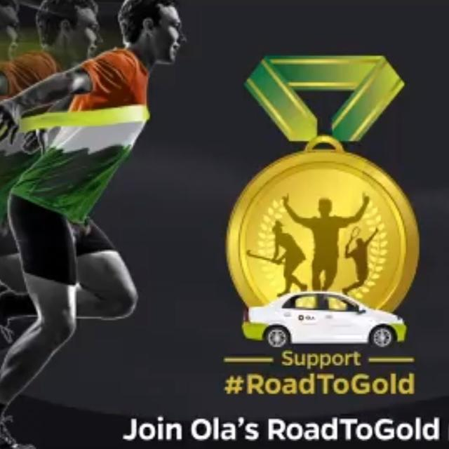 INDIAN SPORTING LEGENDS JOIN FORCES FOR 'ROAD TO GOLD' CAMPAIGN