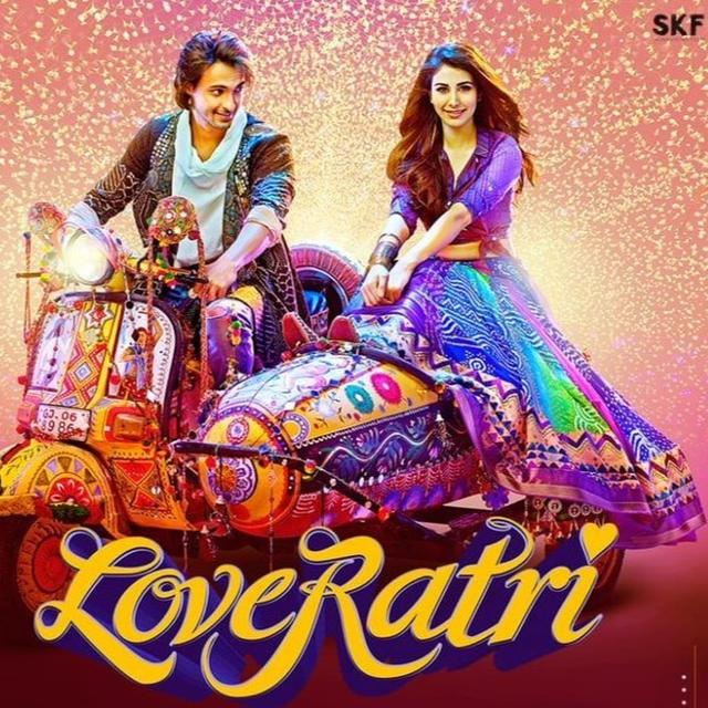 TRAILER REVIEW: 'LOVERATRI' IS ALL THINGS COLOURFUL