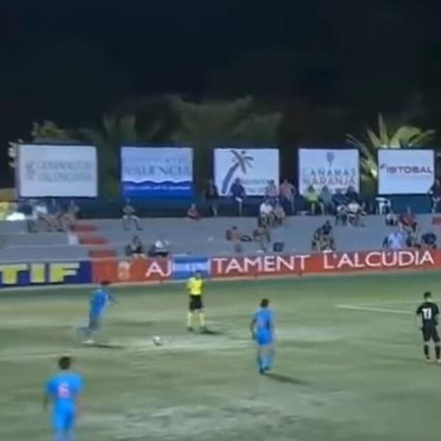 WATCH: FREE KICK WHICH WON THE MATCH FOR INDIA U20