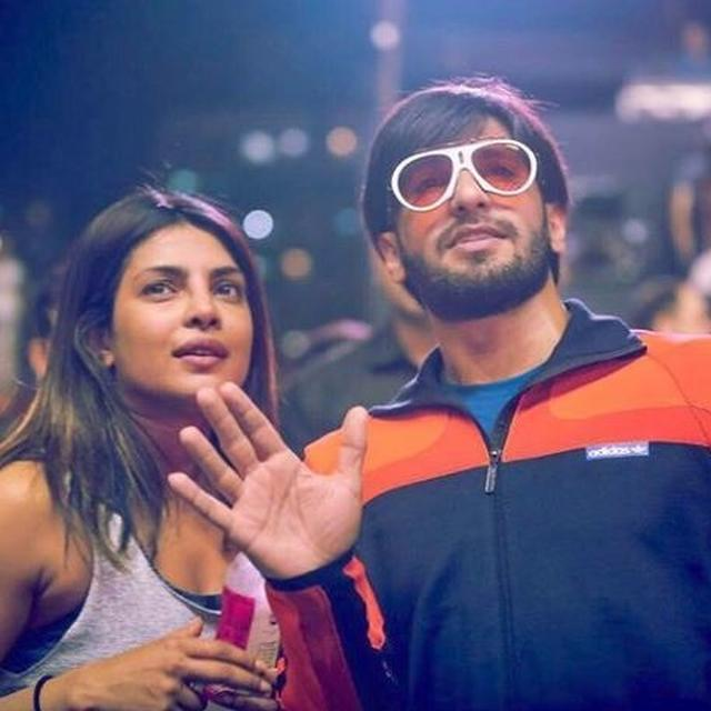 RANVEER SINGH AND PRIYANKA CHOPRA'S INSTAGRAM BANTER