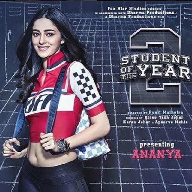 'SOTY 2' IS NOT GOING TO BE ANANYA PANDEY'S DEBUT