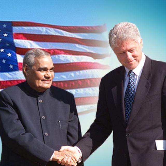 US ISSUES STATEMENT ON FORMER PM VAJPAYEE'S DEMISE