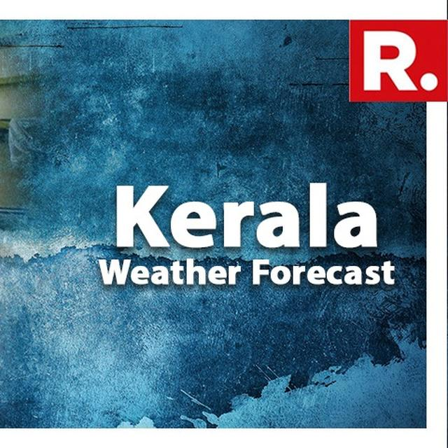KERALA WEATHER FORECAST FOR NEXT FIVE DAYS