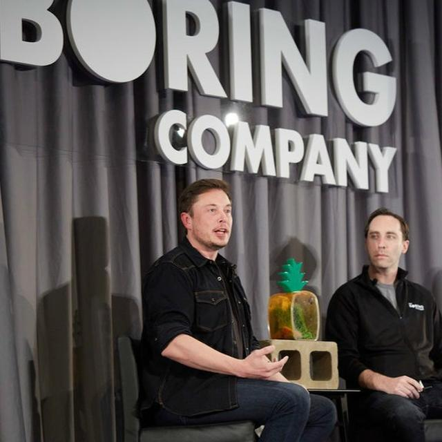 ELON MUSK'S BORING CO. ASKS FOR EXEMPTION FROM US-CHINA TARIFF WAR