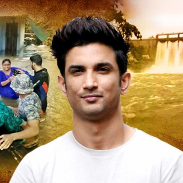 SUSHANT SINGH RAJPUT'S GESTURE TOWARDS FAN WHO WANTED TO HELP KERALA FLOOD VICTIMS IS WINNING THE INTERNET