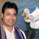 BIPLAB DEB'S 'DUCK-OXYGEN' THEORY MIGHT BE CORRECT