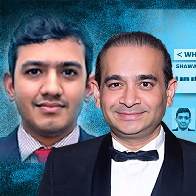 EXCL: NIRAV MODI'S BROTHER NEESHAL TRACKED DOWN. HERE'S THE CONVERSATION