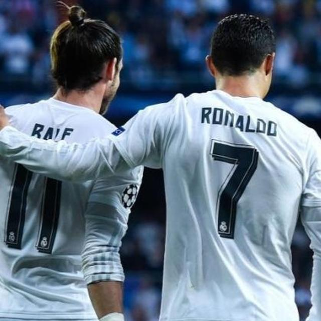 BALE BACKED TO REPLACE RONALDO
