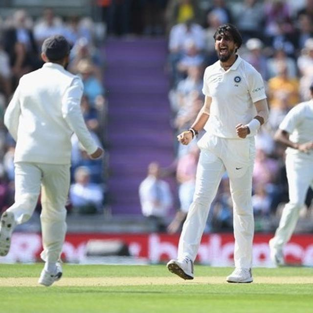 INDIAN BOWLERS SHINE ON DAY 1