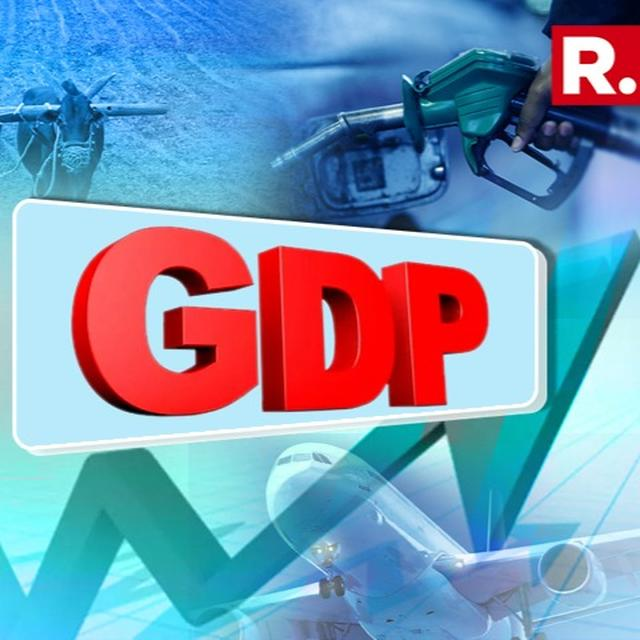 GDP GROWTH TOUCHES 8.2% IN FIRST QUARTER OF 2018-19