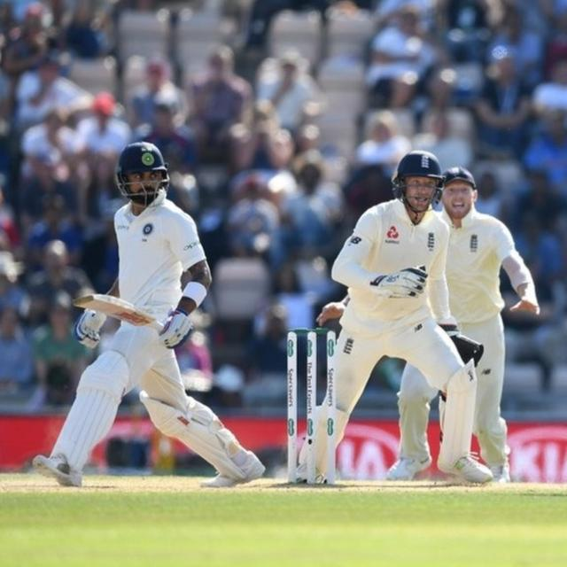 ENGLAND BEAT INDIA BY 6O RUNS TO SEAL TEST SERIES