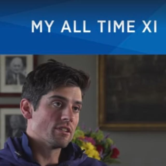 NO INDIAN IN COOK'S ALL TIME-XI