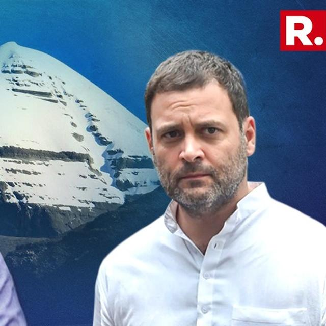 IN LATEST CONTROVERSY, BJP SAYS RAHUL GANDHI REFERRED TO LORD SHIVA AS 'IT'