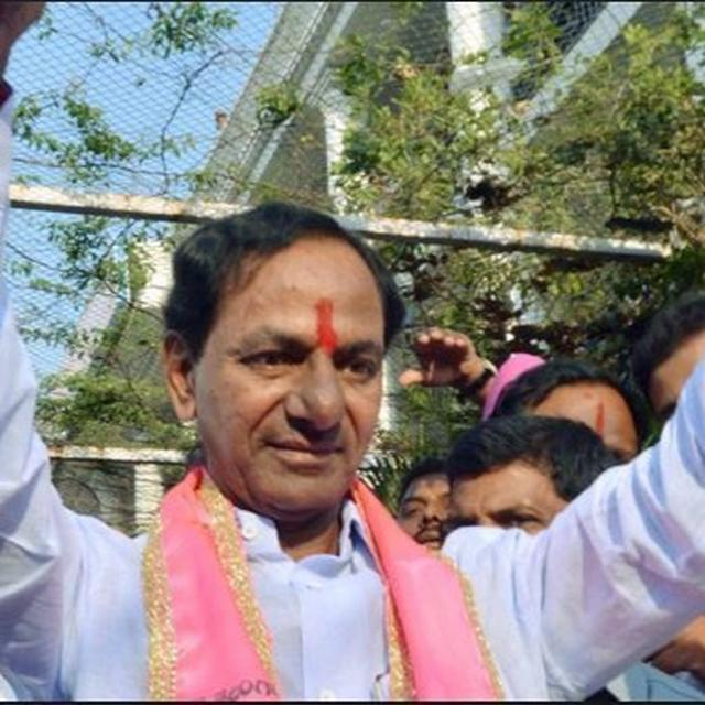 KCR LIKELY TO ANNOUNCE STATE ASSEMBLY DISSOLUTION: SOURCES