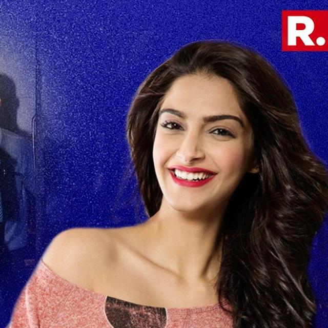 SONAM KAPOOR CONGRATULATES SHAHID KAPOOR AND MIRA RAJPUT KAPOOR ON THE ARRIVAL OF THEIR SON