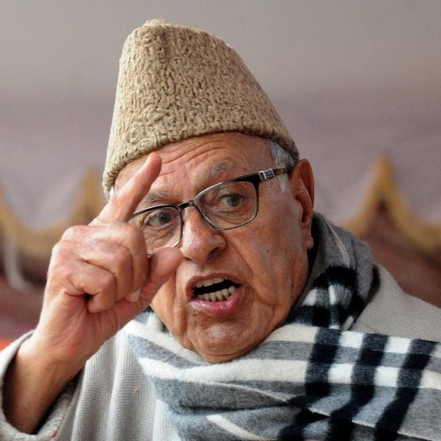 FAROOQ THREATENS OF BOYCOTTING ASSEMBLY POLLS