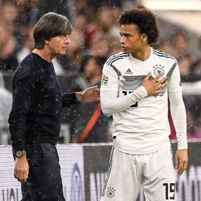 REASON BEHIND LEORY SANE'S SUDDEN EXIT FROM GERMANY'S SQUAD