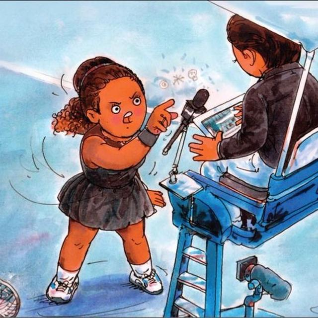 AMUL'S SERENA WILLIAMS TOPICAL RECEIVES BACKLASH