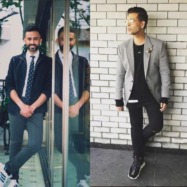 ANAND AHUJA HAS A SUGGESTION FOR KARAN JOHAR
