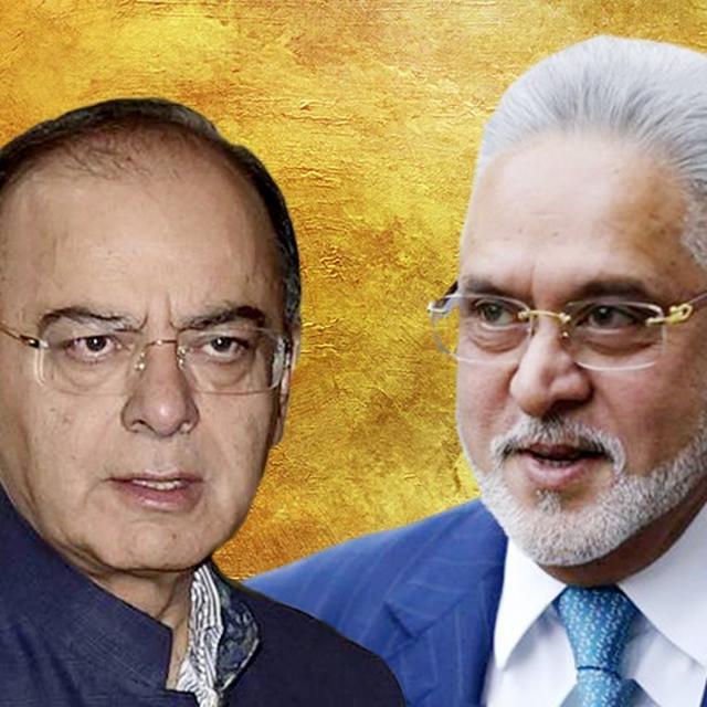 MALLYA MAKES MASSIVE 'JAITLEY MEETING' U-TURN